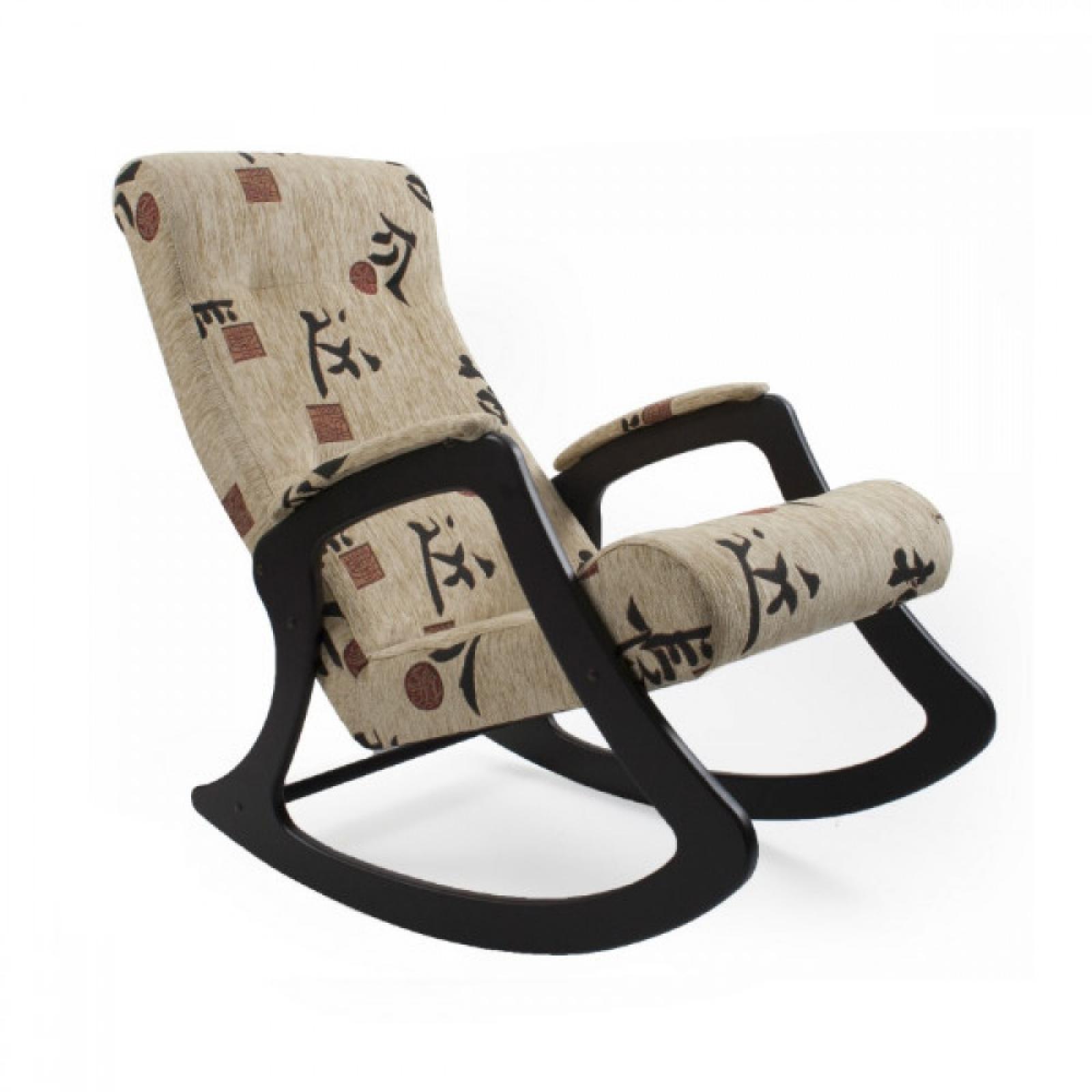 Кресло-качалка, Модель 2 Венге/Токио - 1