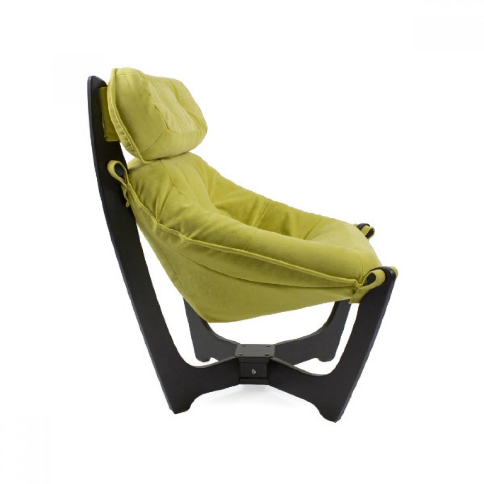"""Кресло для отдыха """"Луна"""", Модель 11 Венге/Apple - 1"""
