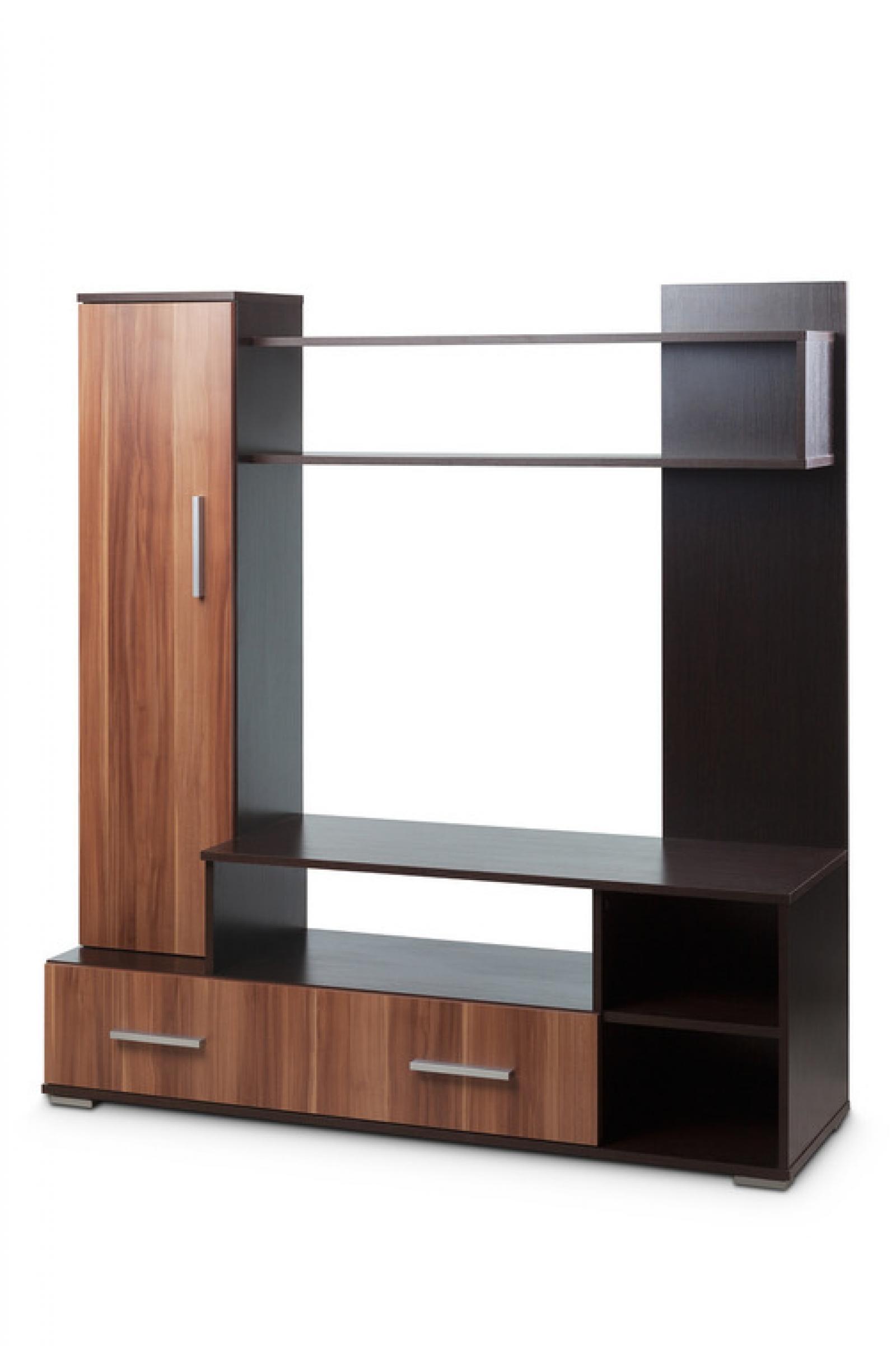 Мебель для гостинной РИО-3 венге/слива валис - 1