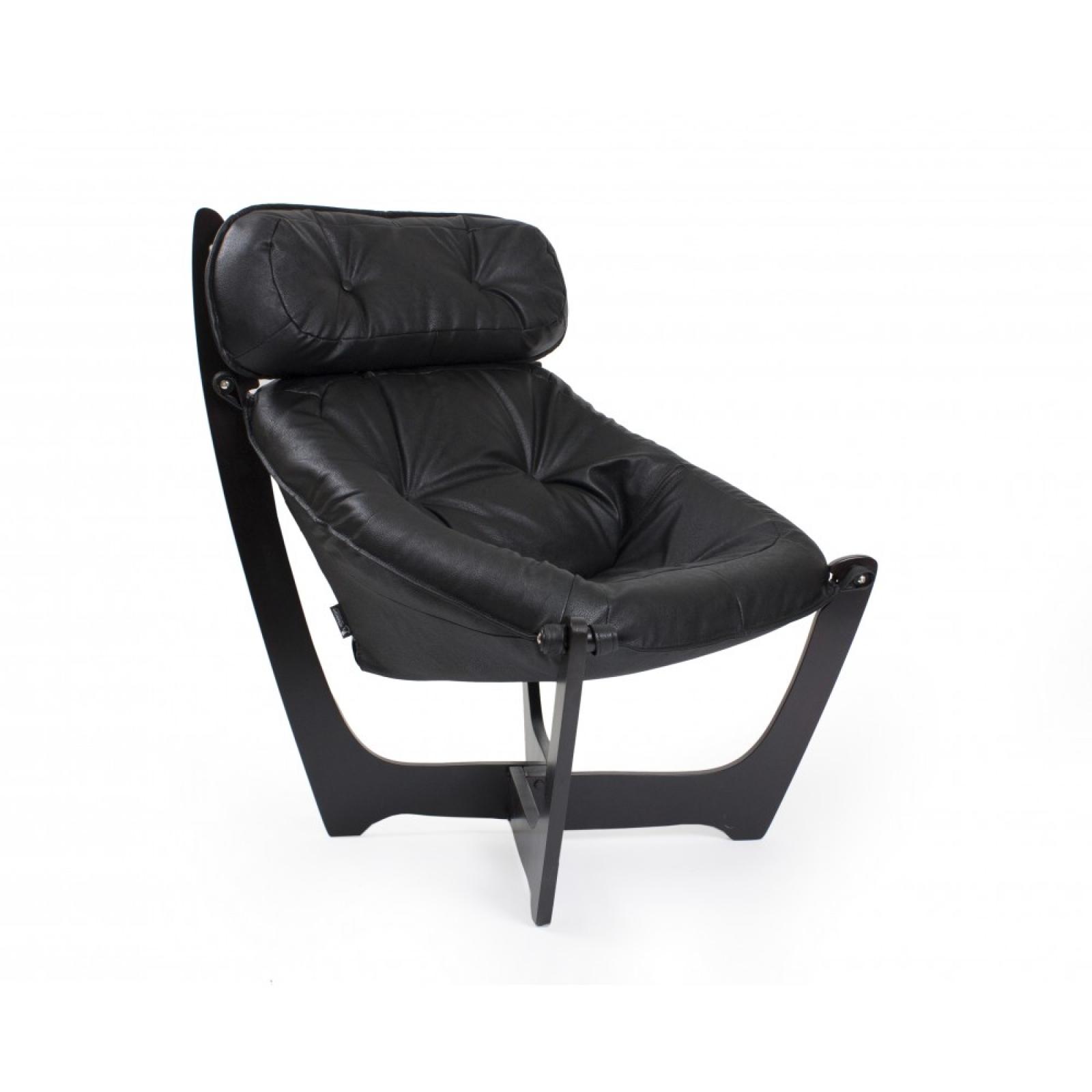 """Кресло для отдыха """"Луна"""", Модель 11 Венге/Дунди 109 - 1"""