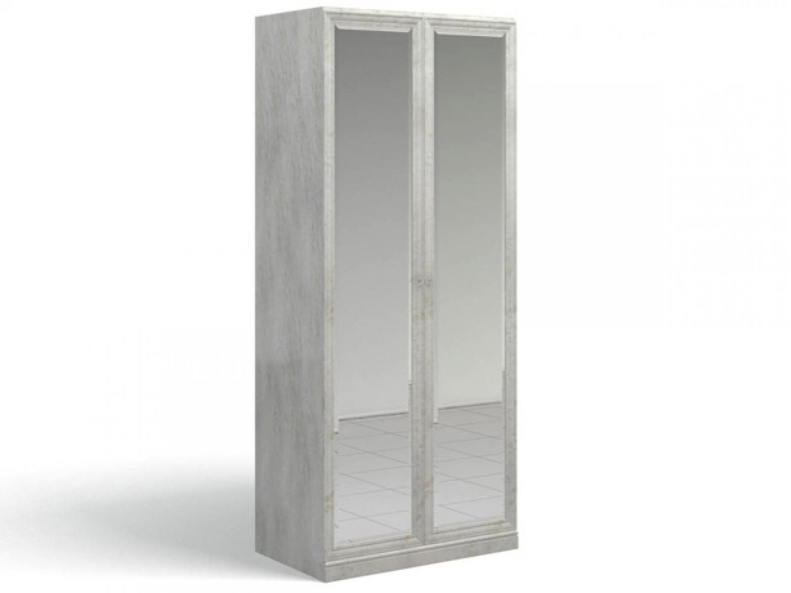 Ария Светлая Шкаф для одежды 2 зеркала 701.01ZZ-B - 1