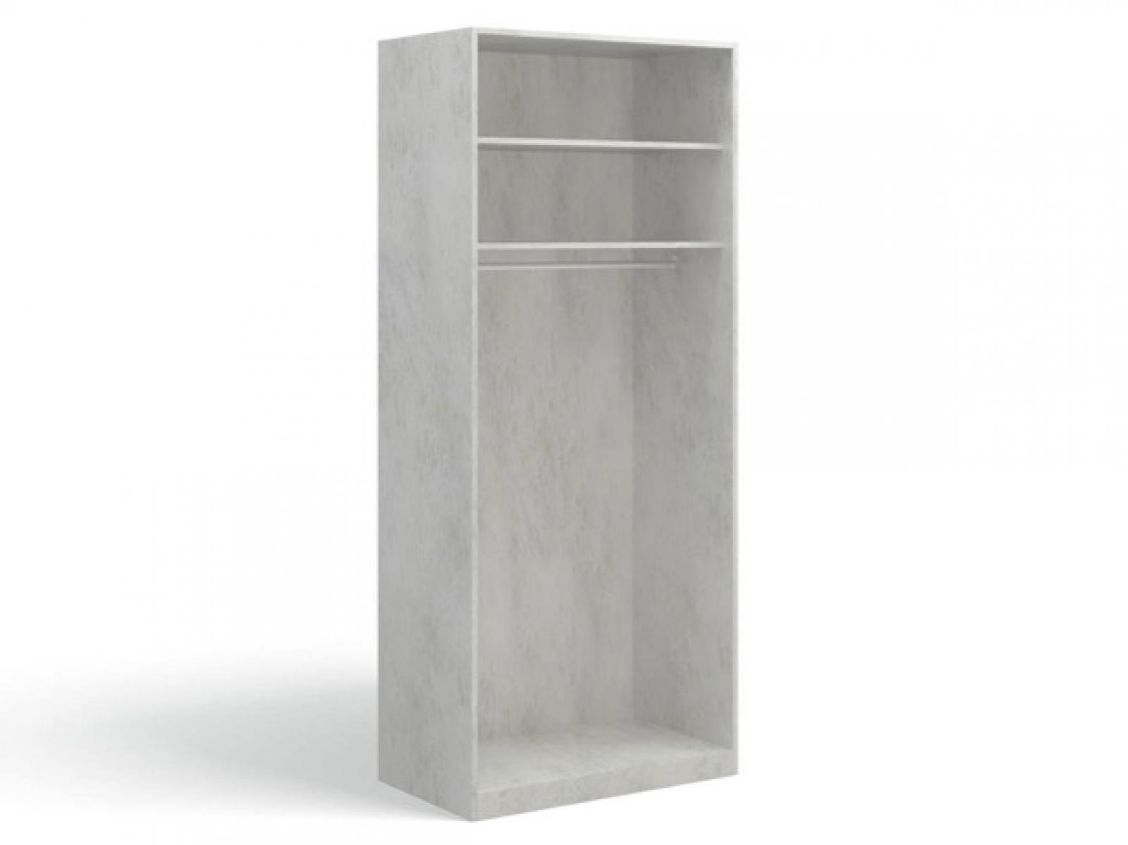 Ария Светлая Шкаф для одежды 2 зеркала 701.01ZZ-B - 2