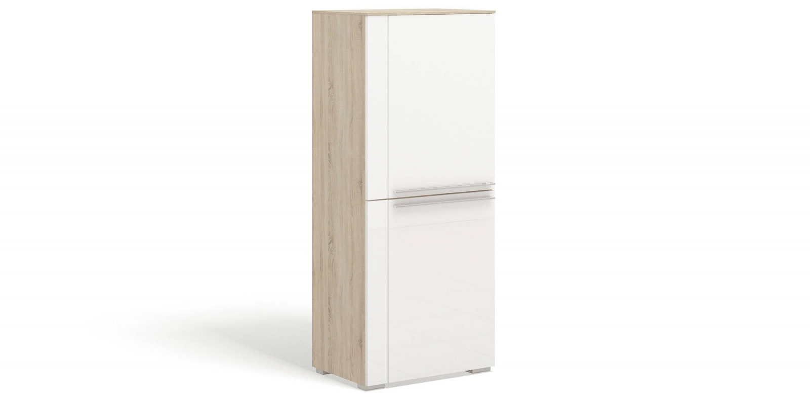 SOLO Белый глянец 391.41-DB Шкаф - 1