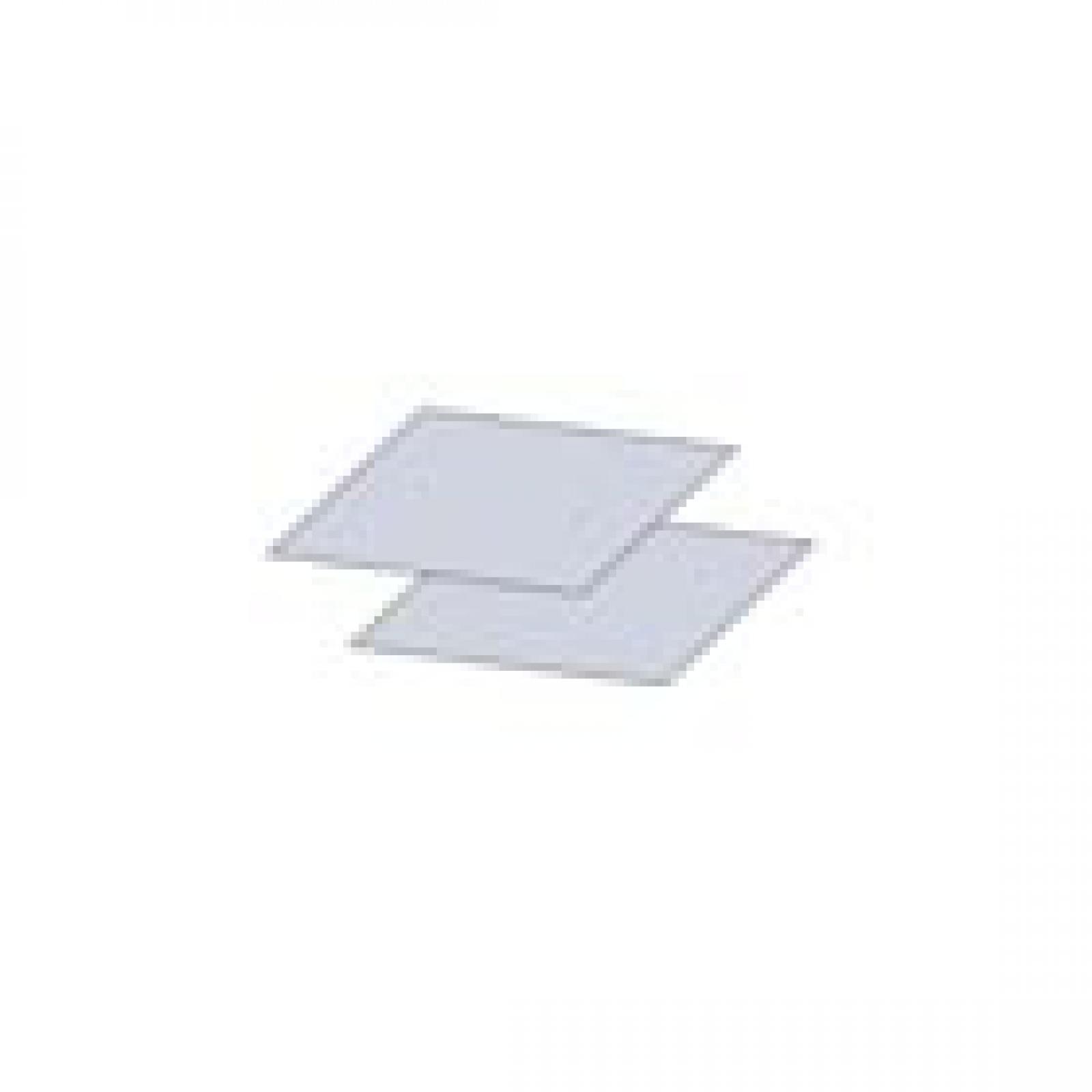 """""""Блюз"""" Комплект стекол на топы стола туалетного 374.37 (2 шт.) - 1"""