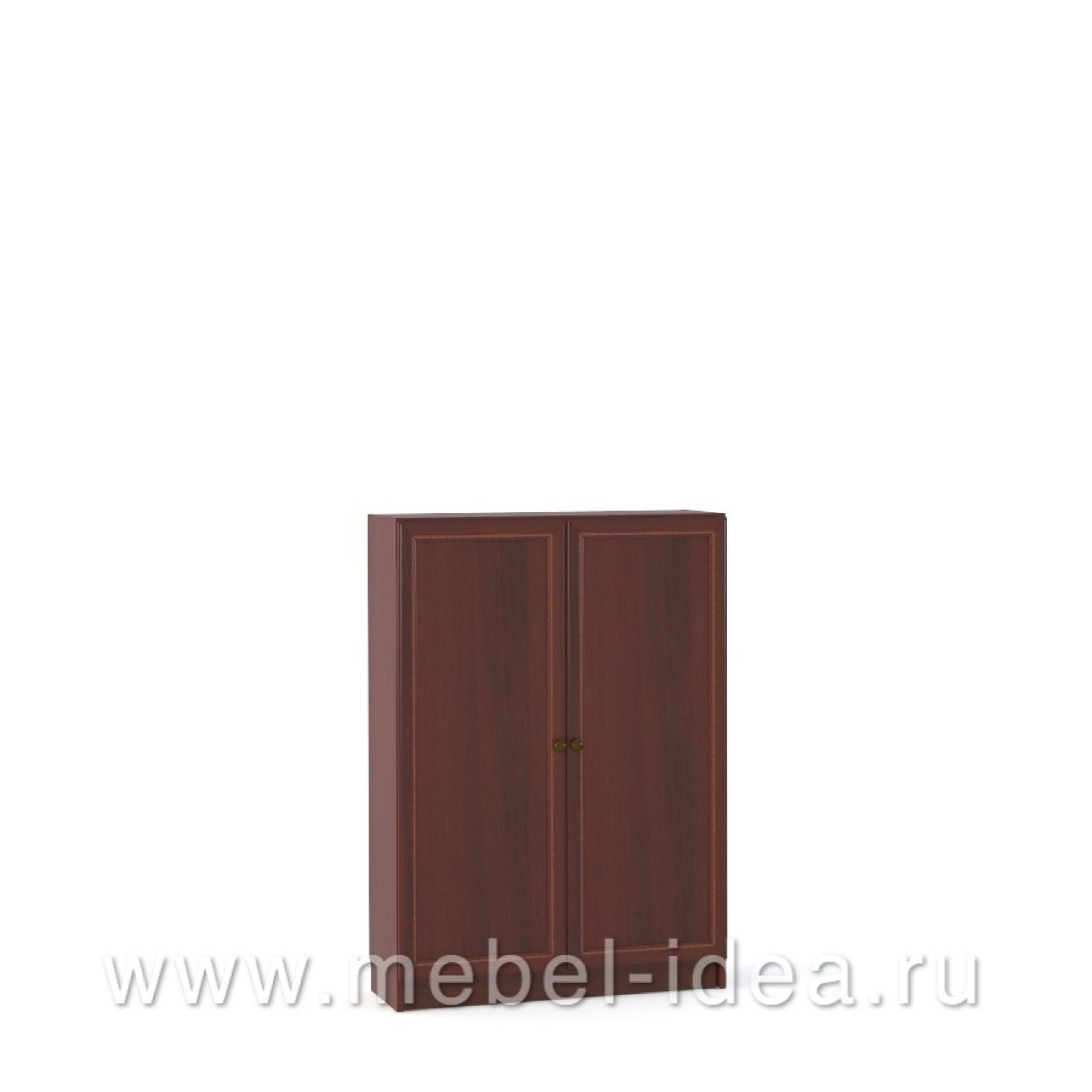 """""""Александрия"""" Шкаф 2-дверный с раскл. - 1"""