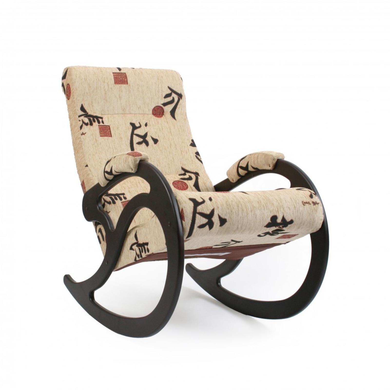 Кресло-качалка, Модель 5 Венге/Токио - 1