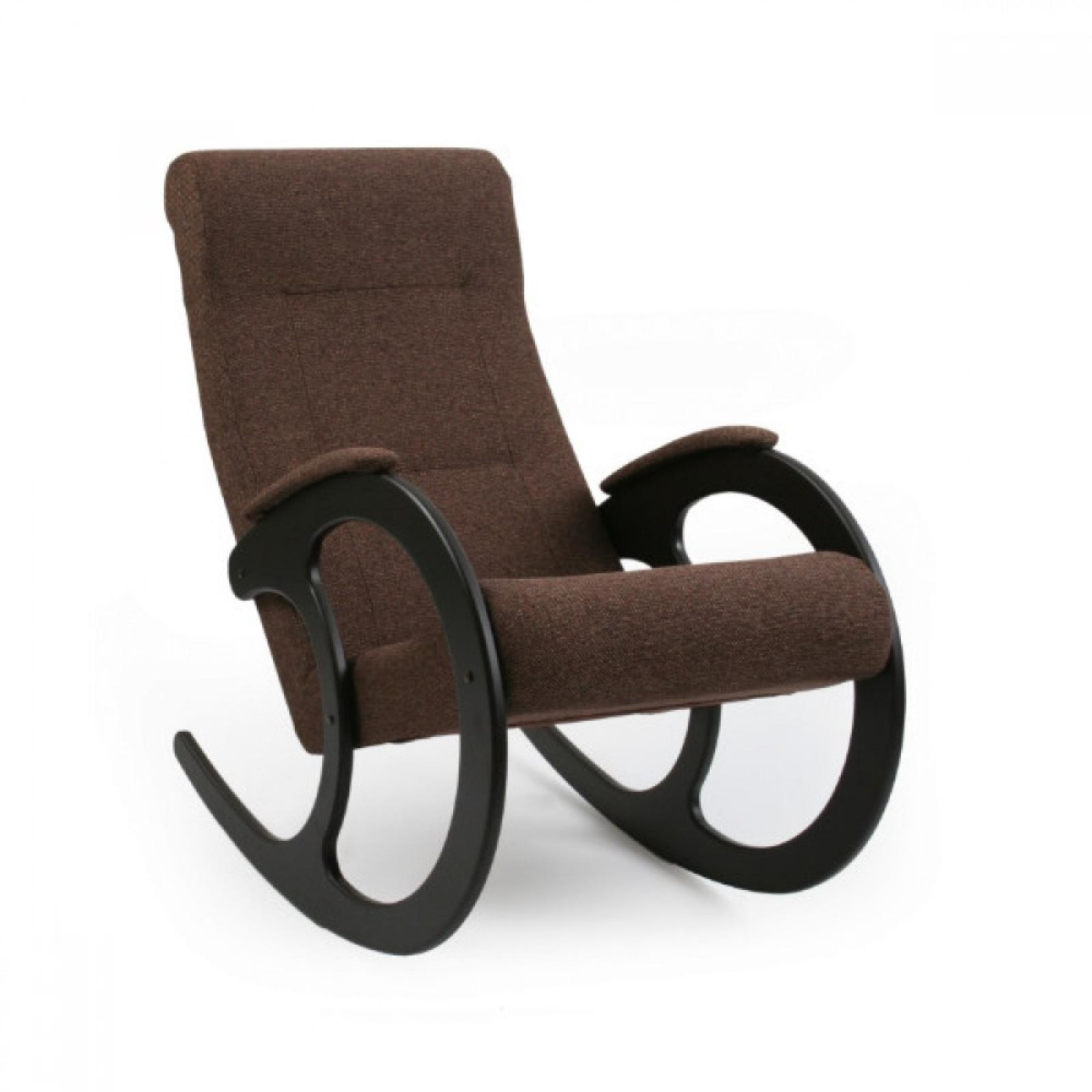Кресло-качалка, Модель 3 Венге/Мальта 15 - 1