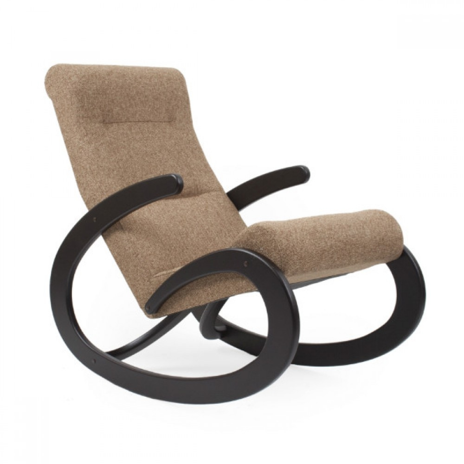 Кресло-качалка, Модель 1 Венге/Мальта 03 - 1