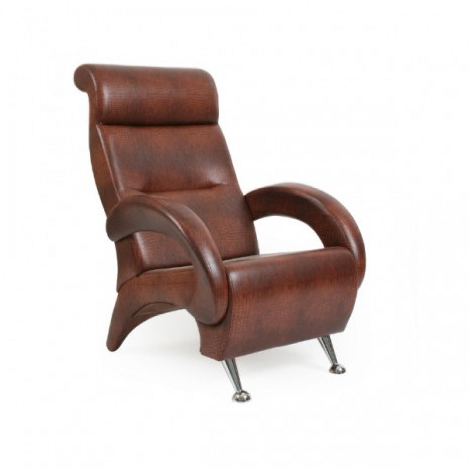 Кресло для отдыха, Модель 9-К, Антик крокодил - 1