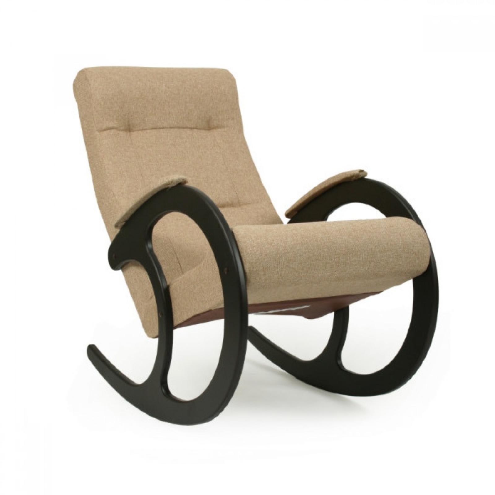 Кресло-качалка, Модель 3 Венге/Мальта 03 - 1