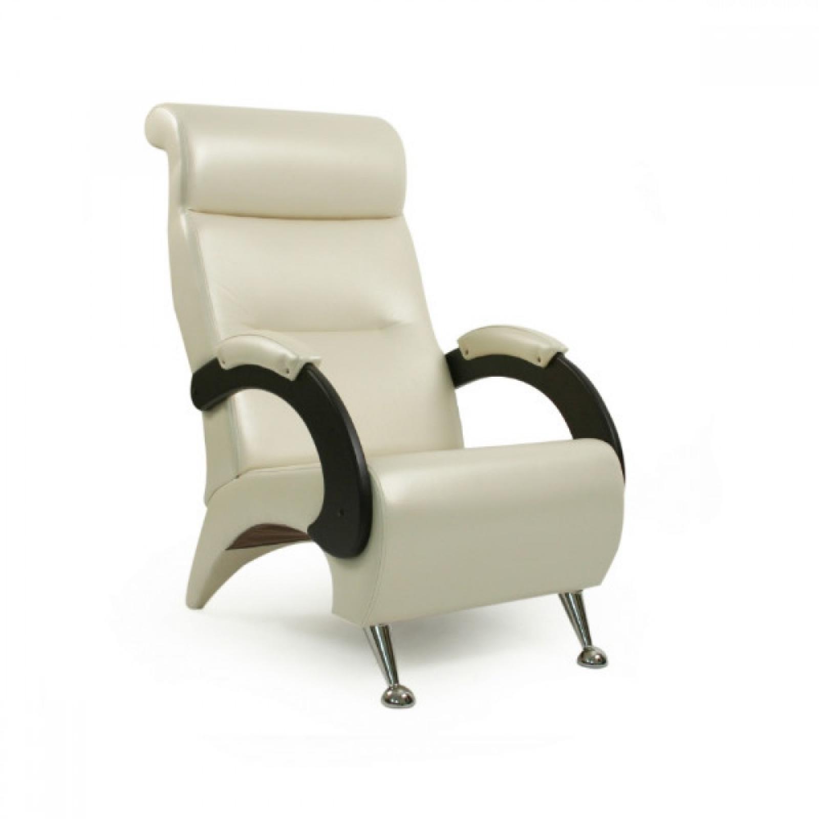 Кресло для отдыха, Модель 9-Д, Венге/Манго 002 - 1