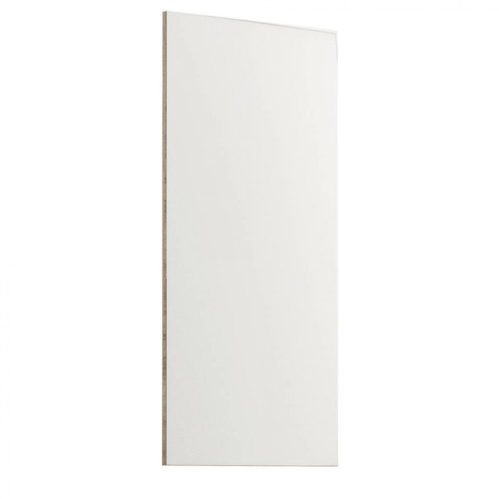 SOLO Белый глянец 393.38-D Зеркало - 1