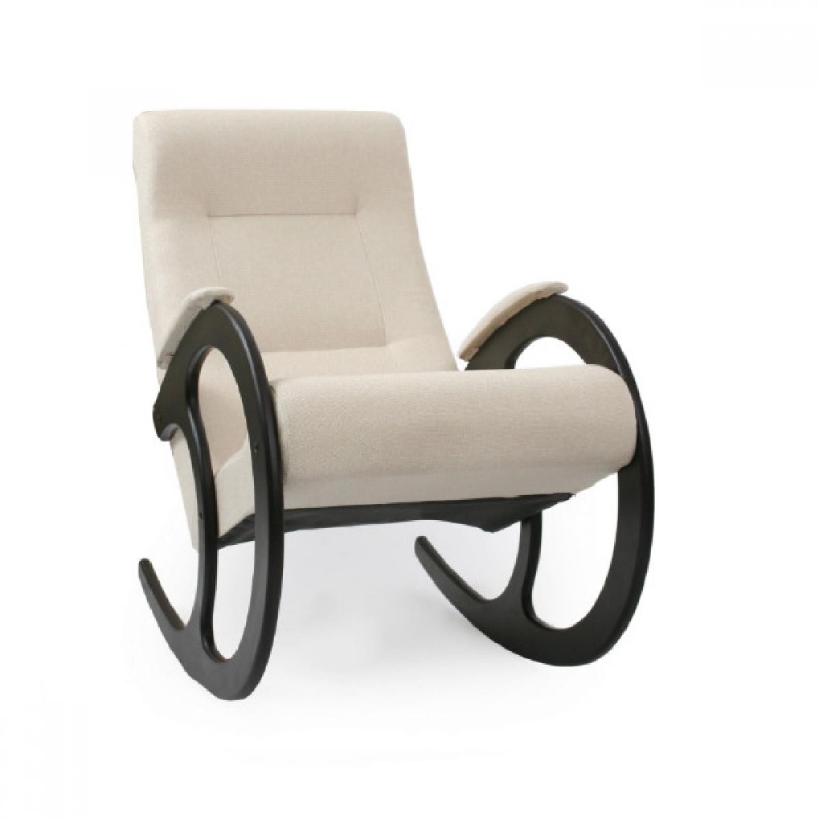 Кресло-качалка, Модель 3 Венге/Мальта 01 - 1