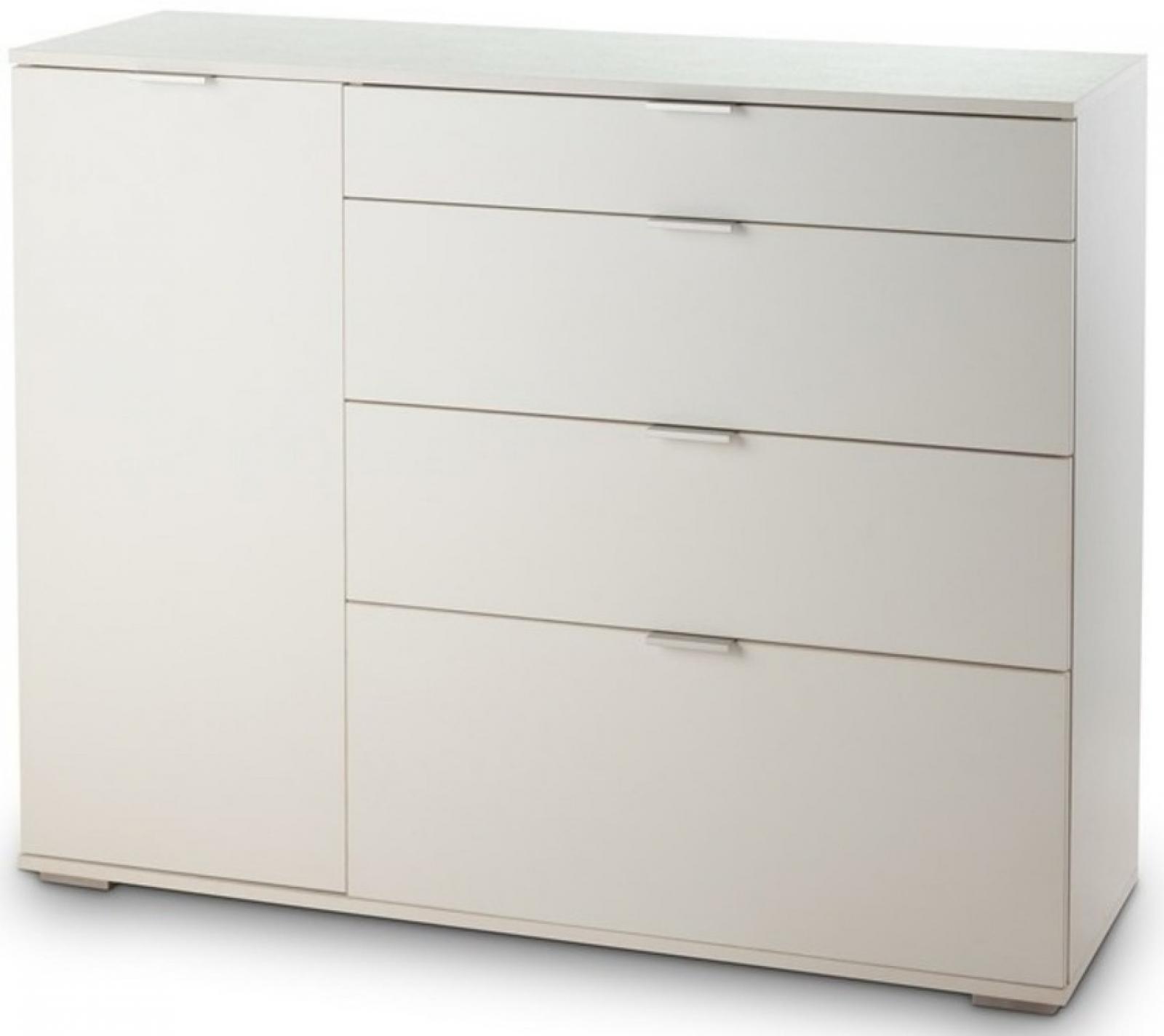 Комод НК-3 белый - 1