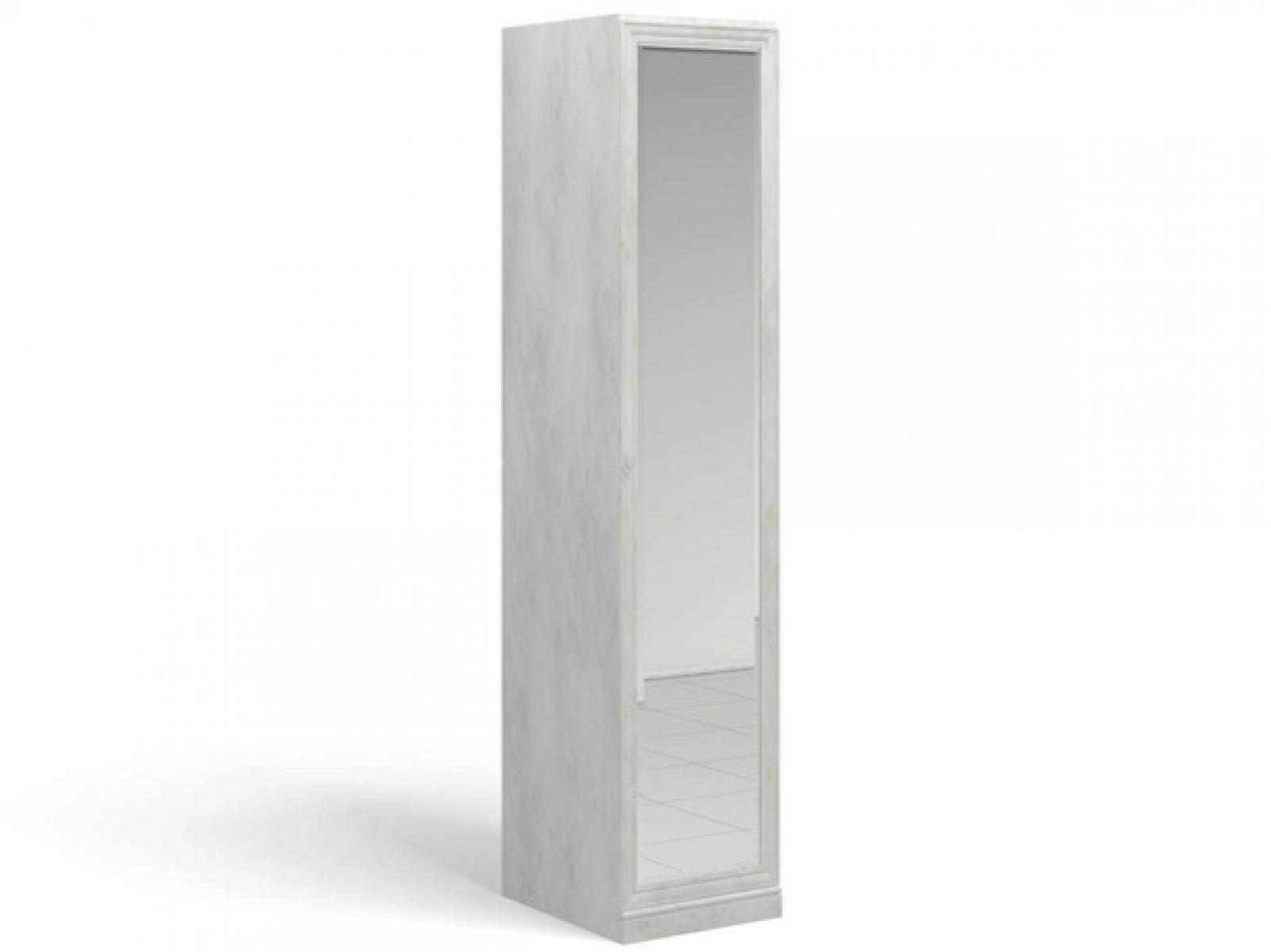 Ария Светлая Колонка для одежды с зеркалом 701.02Z-B - 2