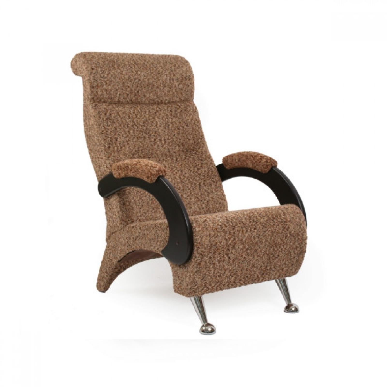 Кресло для отдыха, Модель 9-Д, Венге/Модена 56 - 1