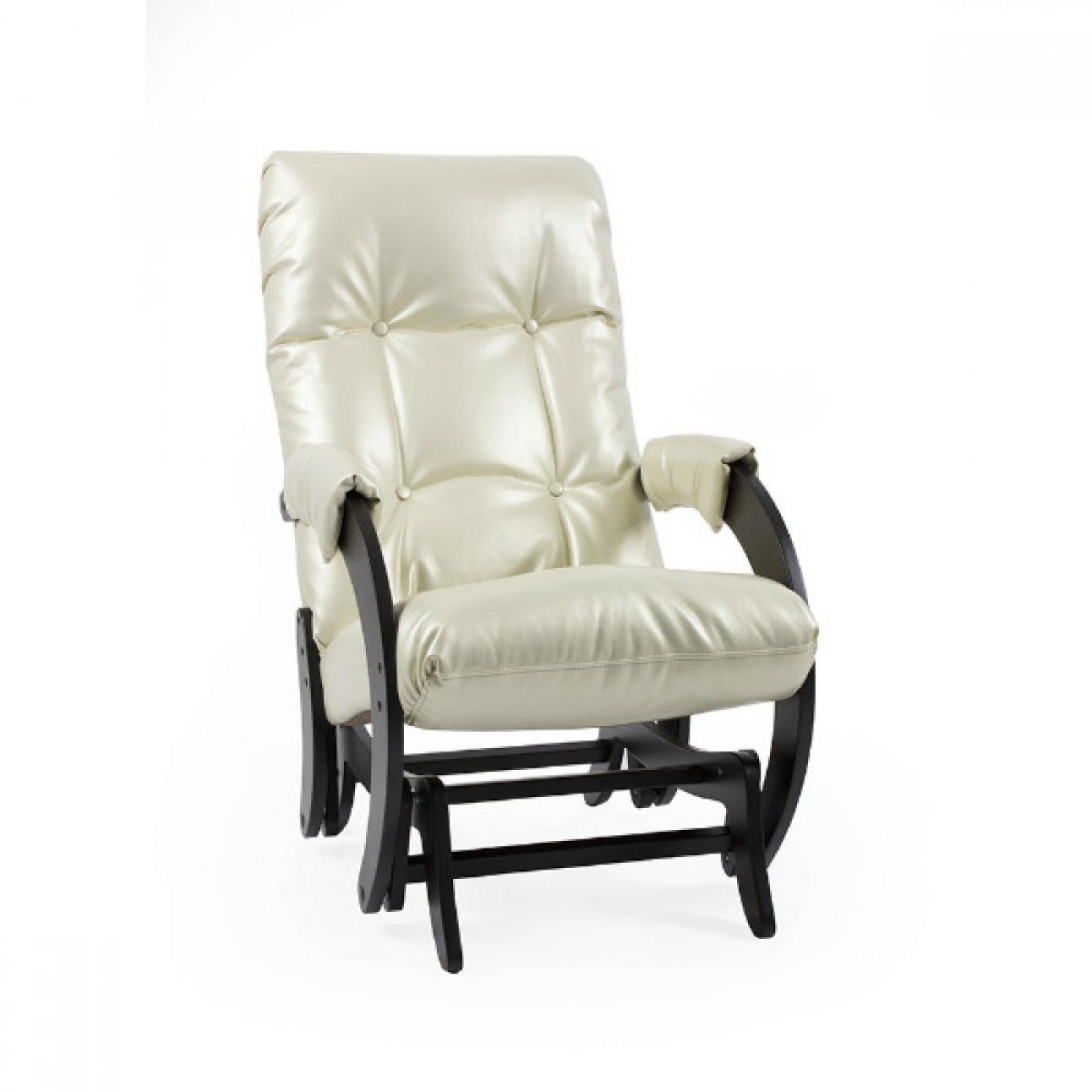 "Кресло-качалка ""Глайдер"", Модель 68 Венге/Орегон 106 - 1"