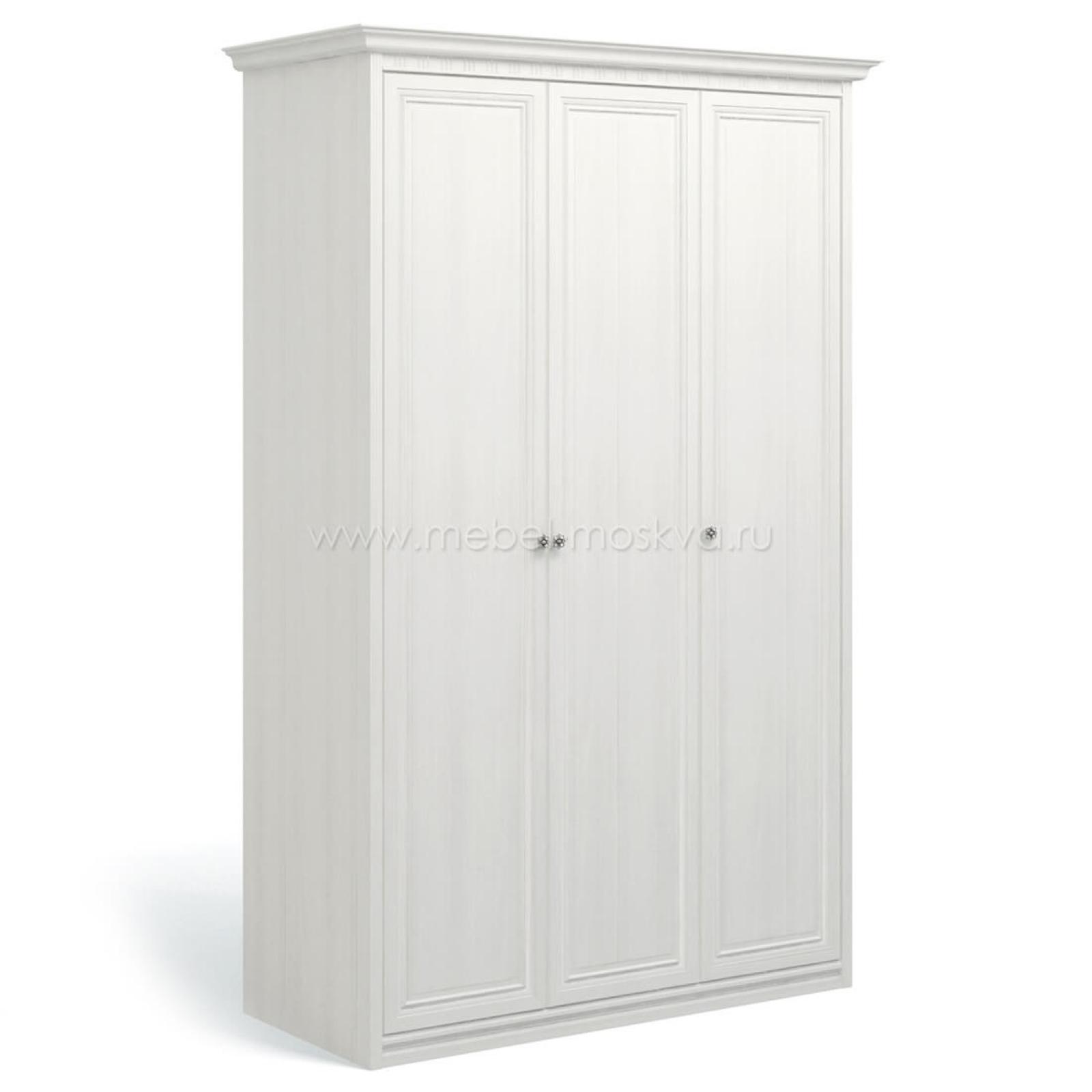 """""""Рапсодия ИДА"""" И355.1901 Шкаф для одежды и белья 3-ти дв.без зеркал - 2"""