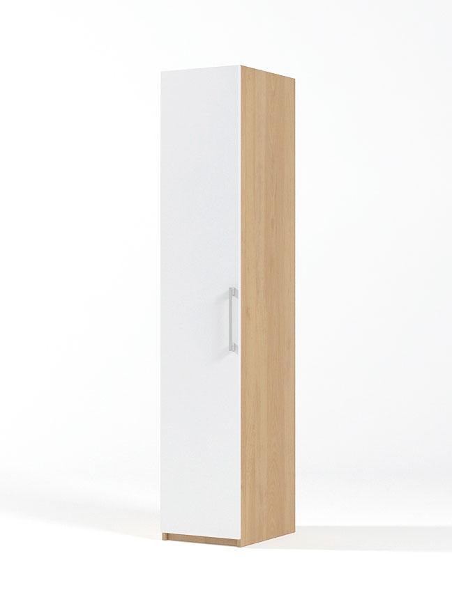 Шкаф 1-дверный Blade 390.02 - 3880