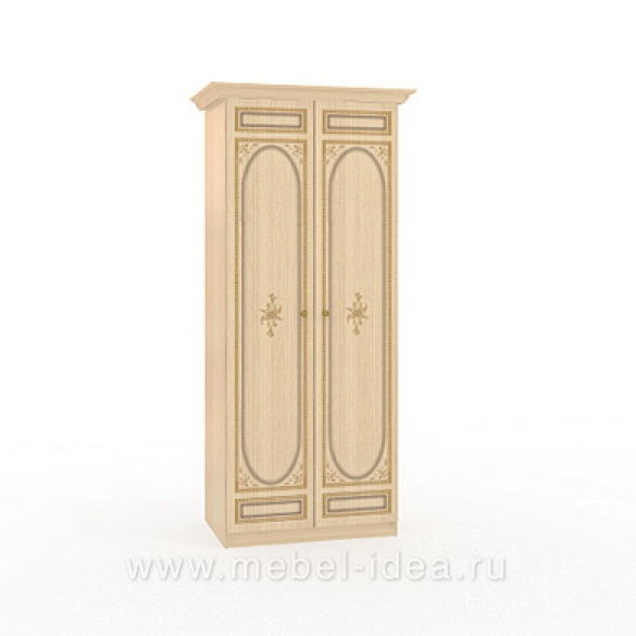 """""""Марта-М Беж"""" Шкаф 2-дверный - 883"""