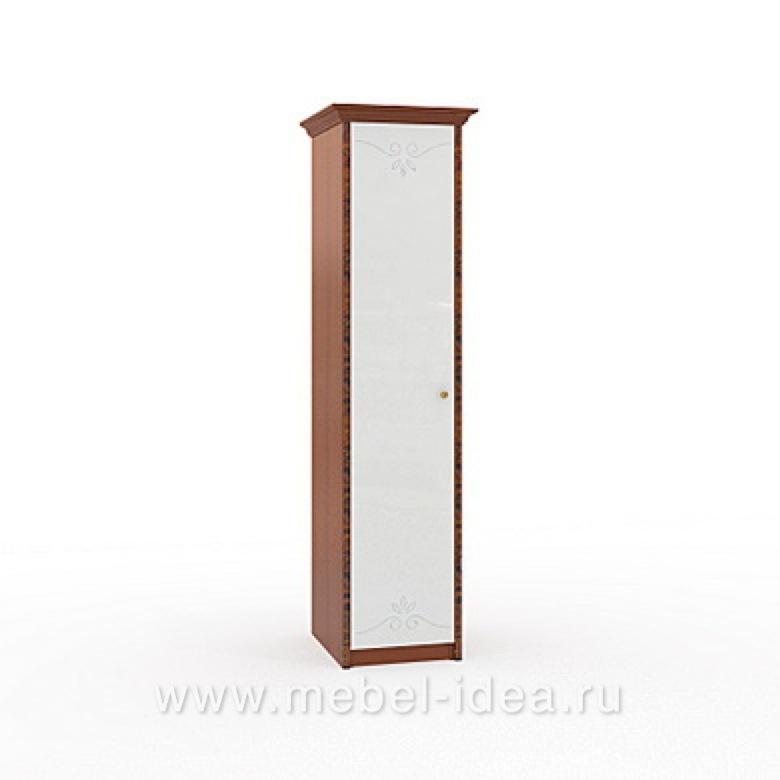 """Флоренция-М"" Шкаф 1-дверныйс зерк. - 599"