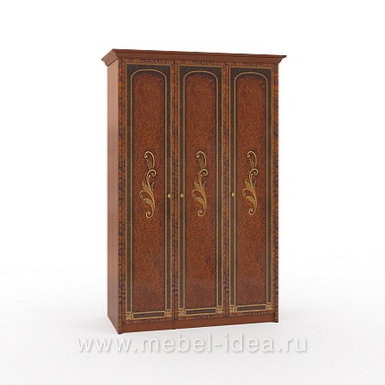 """""""Флоренция-М"""" Шкаф 3-дверный (1+2) - 600"""