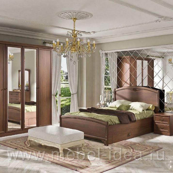 Спальня Камелия - 1167