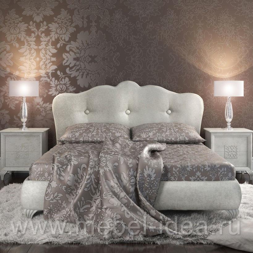 Спальня Ария Savana Bianco - 1359