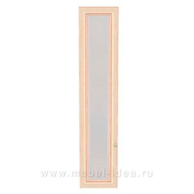 """""""Сюита Naturel"""" 371.1901-NL Дверь стеклянная для стеллажа 371.19 левая - 3022"""