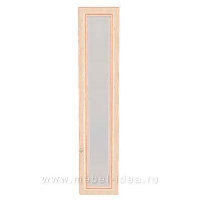 """""""Сюита Naturel"""" 371.1901-NP Дверь стеклянная для стеллажа 371.19 правая - 3023"""
