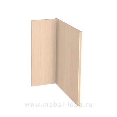 """""""Сюита"""" 371.56P Стенка боковая стола правая - 3066"""