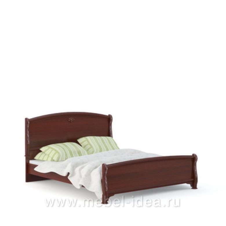 """""""Камелия"""" Кровать 2сп. - 348"""