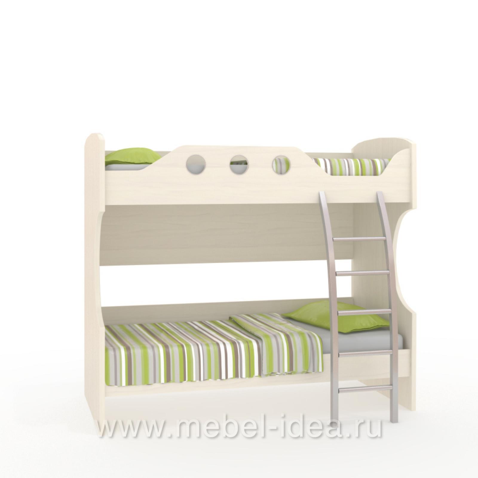 """Кровать двухъярусная """"Капри"""" - 431"""