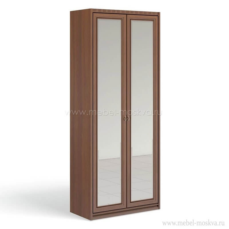 """Рапсодия Ю"" Ю354.02ZZ Шкаф для белья с зеркалами - 6265"