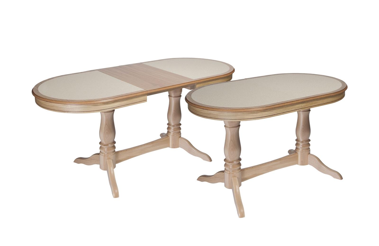 Стол обеденный Комфорт МО с КАМНЕМ - 5788