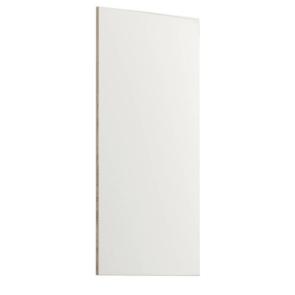 SOLO Белый глянец 393.38-D Зеркало - 4765