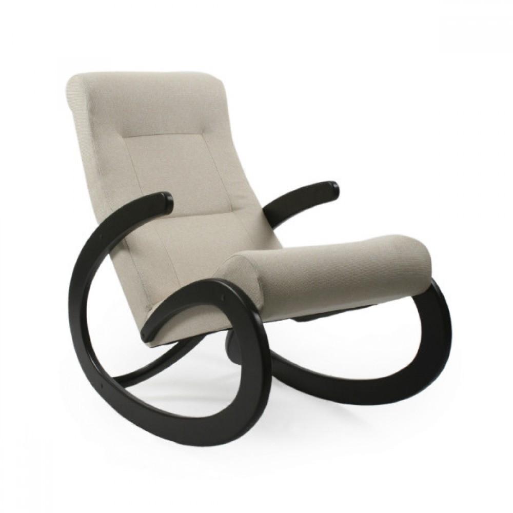 Кресло-качалка, Модель 1 Венге/Мальта 01 - 6118