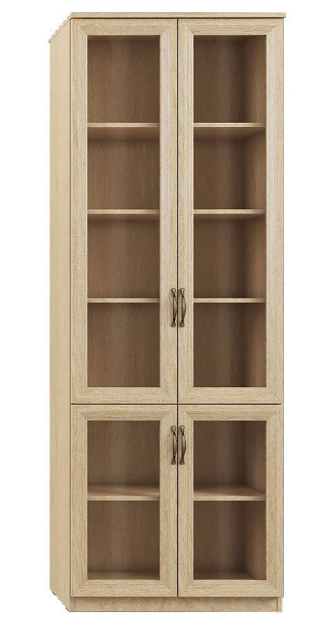 """""""Лира"""" 110 Шкаф 4-х дверный, фасады СТЕКЛ - 5604"""