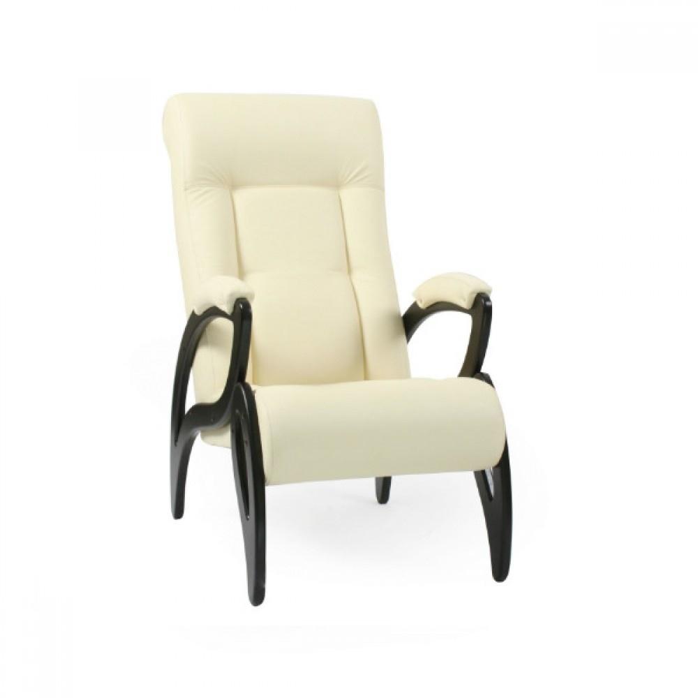 Кресло для отдыха, Модель 51 Венге/Манго 002 - 6117