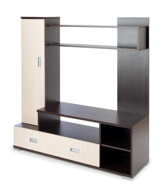 Мебель для гостинной РИО-3 венге/беленый дуб - 6067