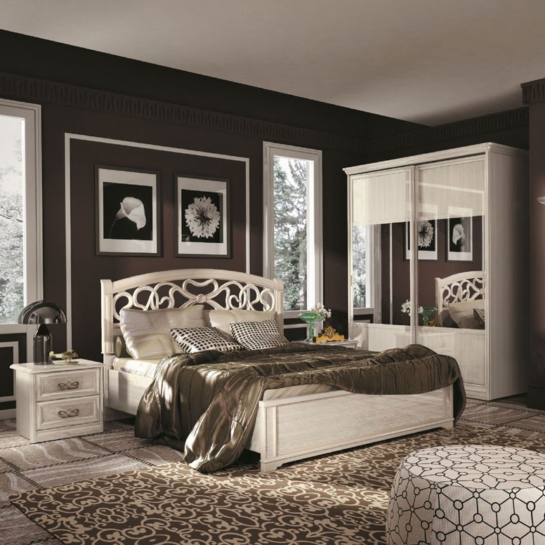 Спальня Tiffany Ясень - 5224