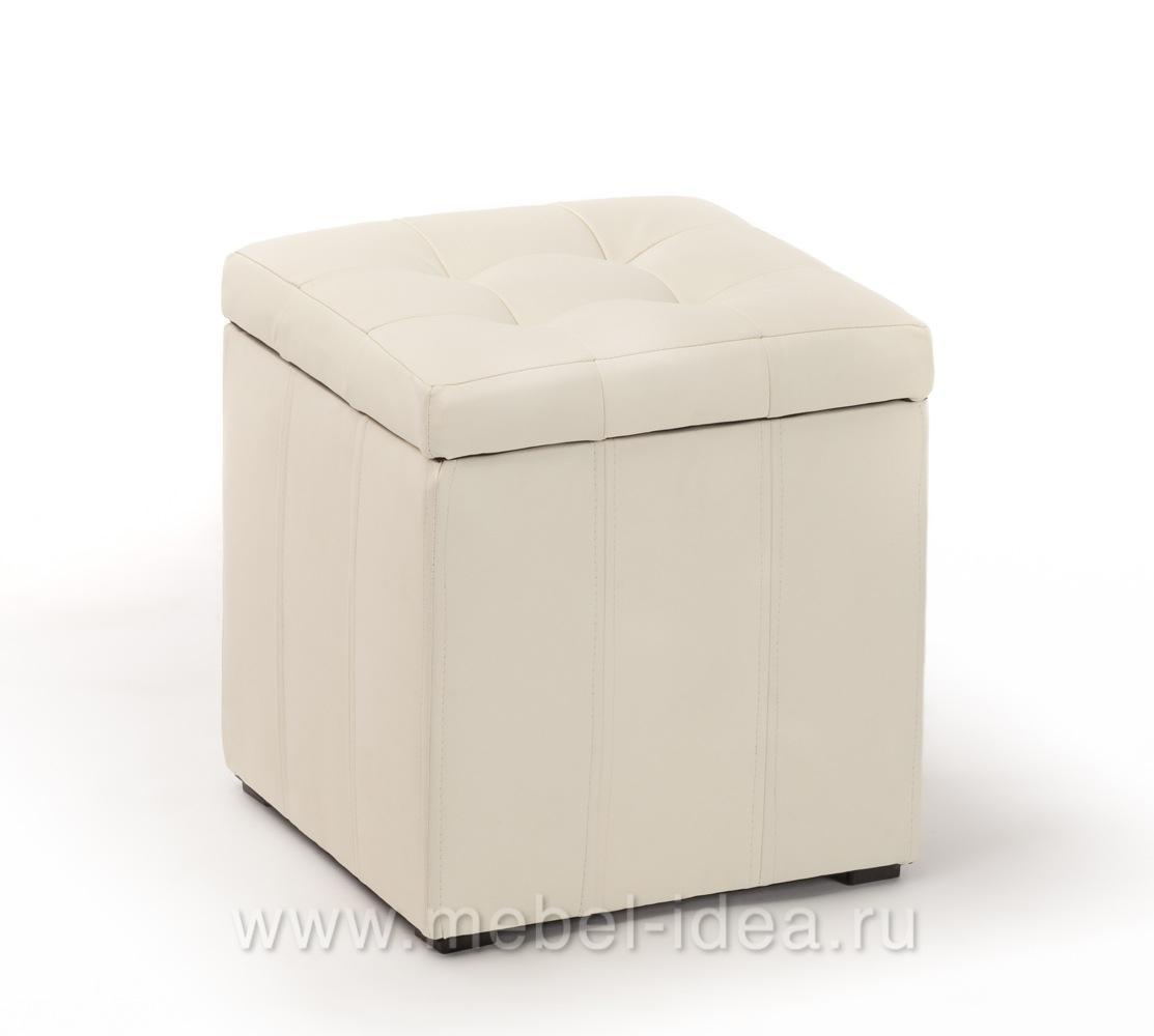 Пуф ПФ-2 белый - 3748