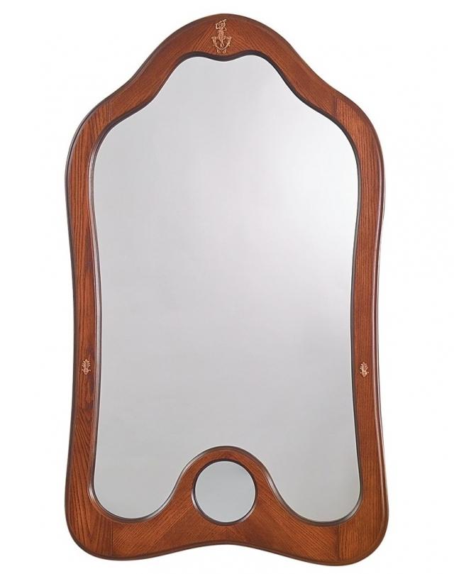 Зеркало навесное «Джульетта» цвет Орех - 5916
