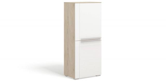 SOLO Белый глянец 391.41-DB Шкаф - 4820