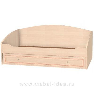 """""""Сюита Rose"""" 371.50-R Кровать б/основания,  б/матраца - 3053"""