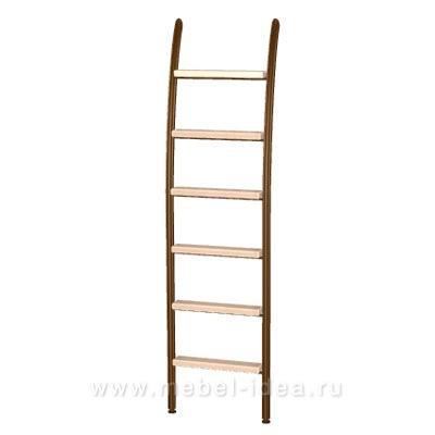 """Сюита"" 371.5201 Лестница к кроватному блоку на подиуме 371.52 - 3060"