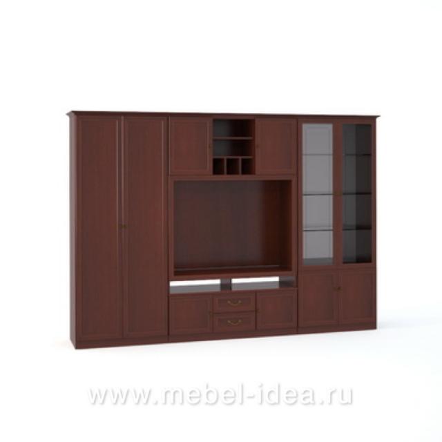 """""""Кармен"""" Композиция №5 (FSKщит.+T2D+H43+FSKст.пол.) - 343"""
