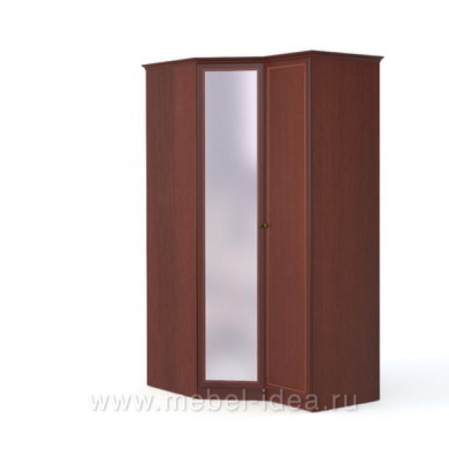 """Камелия"" Шкаф (угл.с зерк.+1дв.) - 369"