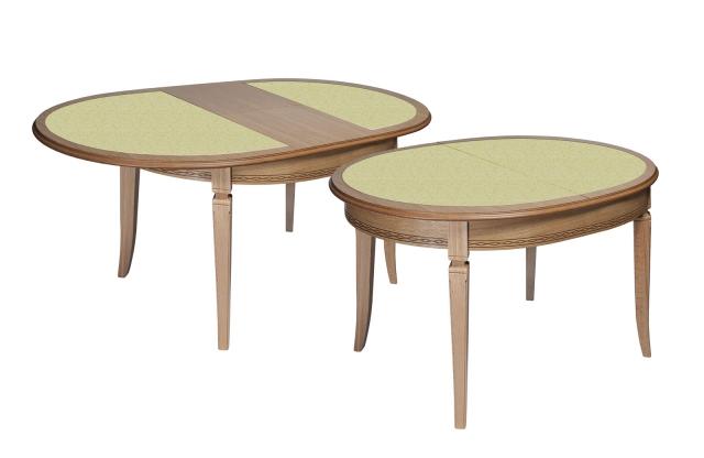 Стол обеденный Азалия 3 с КАМНЕМ - 5766