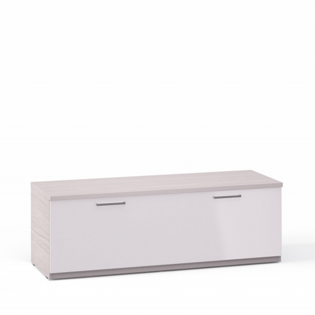 Гостиная Rimini Ice, Тумба ТВА, 1 ящик - 5359